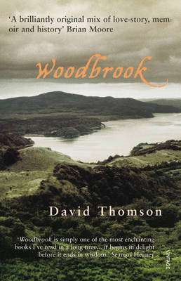 Cover of Woodbrook - David Thomson - 9780099359913