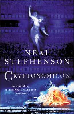 Cover of Cryptonomicon - Neal Stephenson - 9780099410676