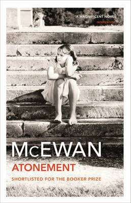 Cover of ATONEMENT - Ian Mcewan - 9780099429791