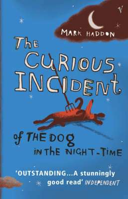 Cover of Curious Incident of the Dog in the Night-Time - Mark Haddon - 9780099450252