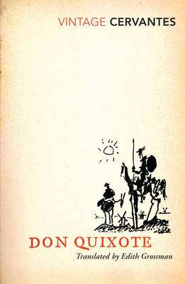 Cover of Don Quixote - Miguel De Cervantes - 9780099469698
