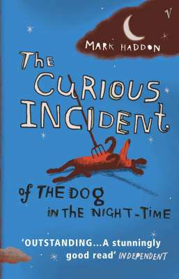 Cover of The Curious Incident of the Dog in the Night-time - Mark Haddon - 9780099470434