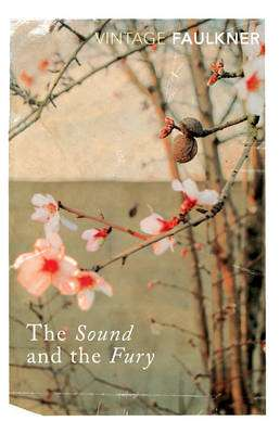 Cover of THE SOUND AND THE FURY - William Faulkner - 9780099475019