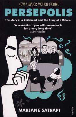 Cover of Persepolis 1 And 2 - Marjane Satrapi - 9780099523994