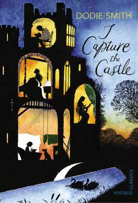 Cover of I Capture the Castle - Dodie Smith - 9780099572886