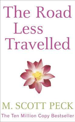 Cover of Road Less Travelled - M. Scott Peck - 9780099727408