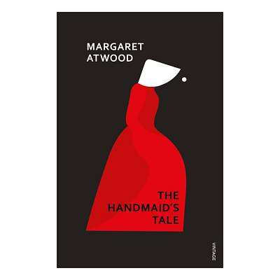 Cover of Handmaid's Tale - Margaret Atwood - 9780099740919