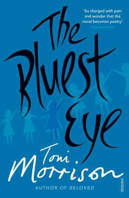 Cover of BLUEST EYE - Toni Morrison - 9780099759911