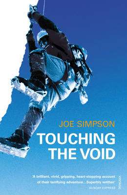 Cover of Touching the Void - Joe Simpson - 9780099771012