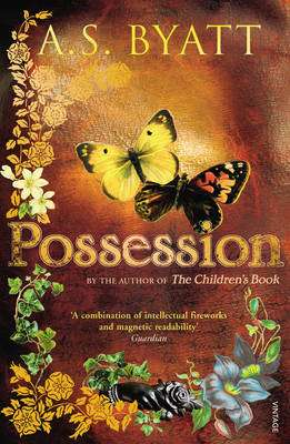 Cover of POSSESSION: A ROMANCE - Byatt A.S. - 9780099800408