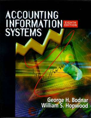 Cover of ACCOUNTING INFORMATION SYSTEMS - George H. Bodnar - 9780130861771