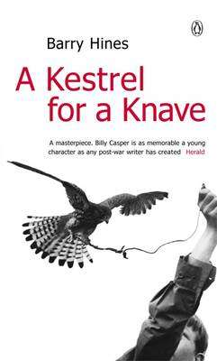 Cover of Kestrel For A Knave - Barry Hines - 9780140029529