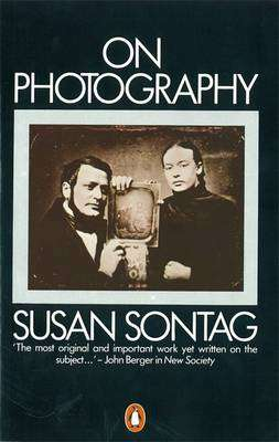 Cover of On Photography - Susan Sontag - 9780140053975