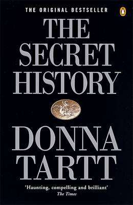 Cover of The Secret History - Donna Tartt - 9780140167771