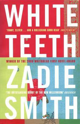 Cover of WHITE TEETH - Zadie Smith - 9780140276336