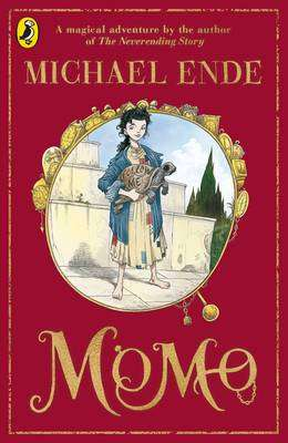 Cover of Momo - Ende Michael - 9780140317534