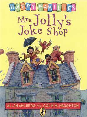 Cover of MRS JOLLY'S JOKE SHOP - Ahlberg a - 9780140323474