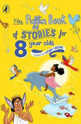 Cover of STORIES FOR EIGHT YEAR OLDS - Puffin - 9780140380521