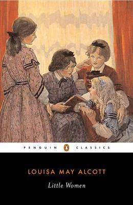 Cover of LITTLE WOMEN - Louise May Alcott - 9780140390698