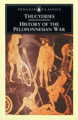 Cover of History of the Peloponnesian War - Thucydides - 9780140440393