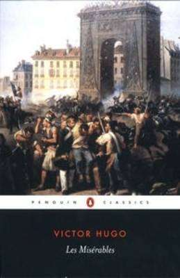 Cover of Les Miserables - Victor Hugo - 9780140444308
