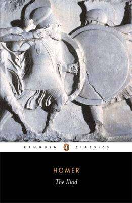 Cover of Iliad - Homer - 9780140444445