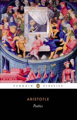 Cover of POETICS - Aristotle - 9780140446364