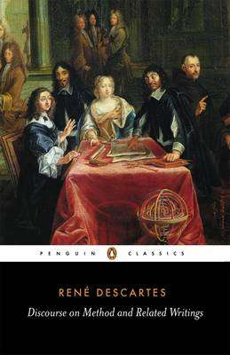 Cover of Discourse on Method and Related Writings - Rene Descartes - 9780140446999