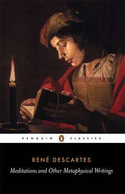 Cover of Meditations and Other Metaphysical Writings - Rene Descartes - 9780140447019