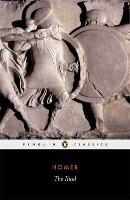 Cover of ILIAD - Homer - 9780140447941