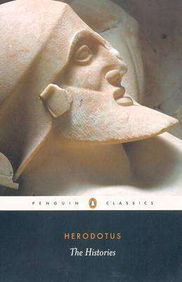 Cover of The Histories - Herodotus - 9780140449082
