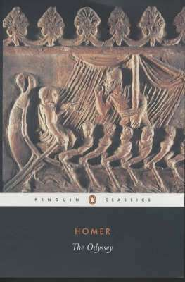 Cover of Odyssey - Homer - 9780140449112