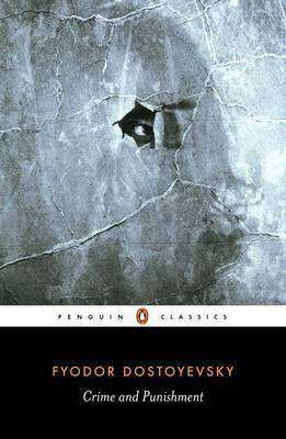 Cover of CRIME AND PUNISHMENT - Fyodor Dostoyevsky - 9780140449136