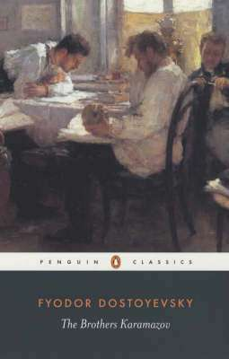 Cover of The Brothers Karamazov - Fyodor Dostoyevsky - 9780140449242
