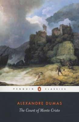 Cover of The Count of Monte Cristo - Alexandre Dumas - 9780140449266