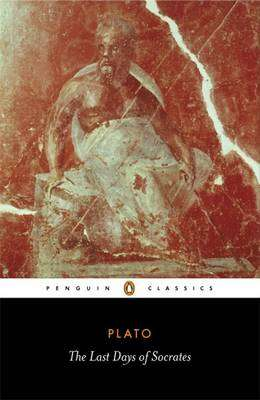 Cover of The Last Days Of Socrates - Plato - 9780140449280
