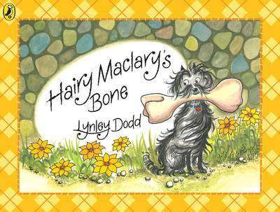 Cover of Hairy Maclary's Bone - Lynley Dodd - 9780140505580
