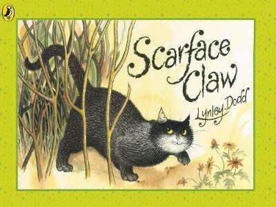 Cover of Scarface Claw - Lynley Dodd - 9780140568868