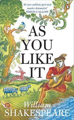 Cover of As You Like It - William Shakespeare - 9780141012278