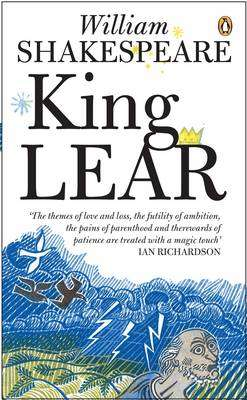 Cover of King Lear - William Shakespeare - 9780141012292