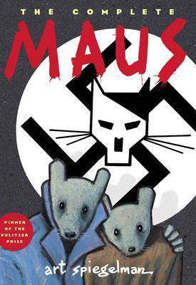 Cover of The Complete Maus - Art Spiegelman - 9780141014081