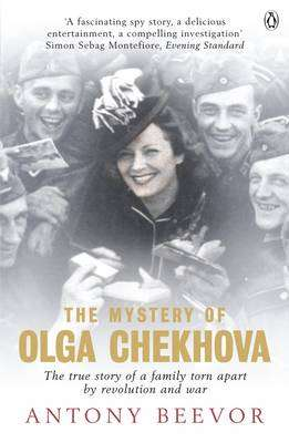 Cover of THE MYSTERY OF OLGA CHEKHOVA - Antony Beevor - 9780141017648