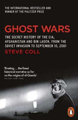 Cover of GHOST WARS - Steve Coll - 9780141020808