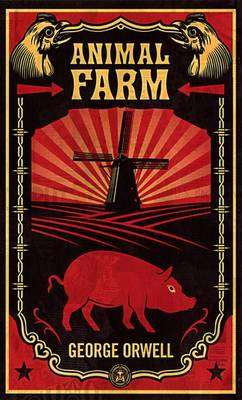 Cover of ANIMAL FARM - George Orwell - 9780141036137