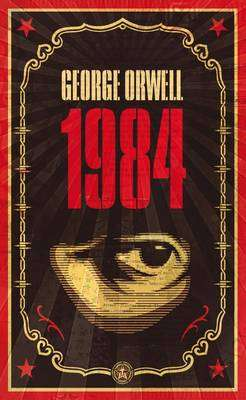 Cover of Nineteen Eighty-four - George Orwell - 9780141036144