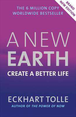 Cover of A New Earth - 10th Anniversary Edition - Eckhart Tolle - 9780141039411