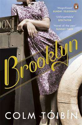 Cover of Brooklyn - Colm Toibin - 9780141041742