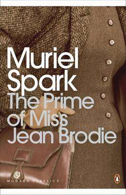 Cover of The Prime of Miss Jean Brodie - Muriel Spark - 9780141181424