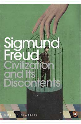 Cover of Civilization and its Discontents - Sigmund Freud - 9780141182360