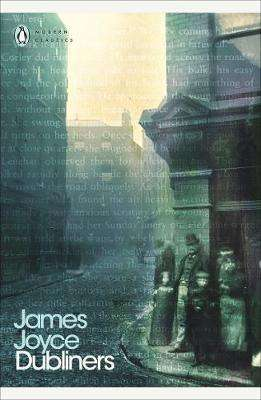 Cover of Dubliners - James Joyce - 9780141182452